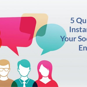5 Tips for Social Media Engagement