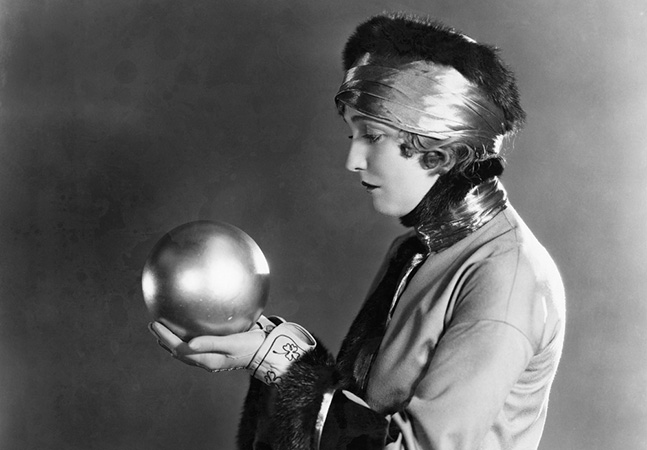 crystal ball predict future business plan